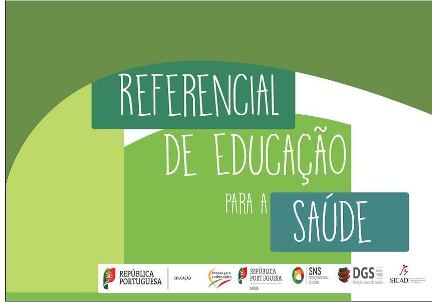 Referencial de Educação para a Saúde (2017)