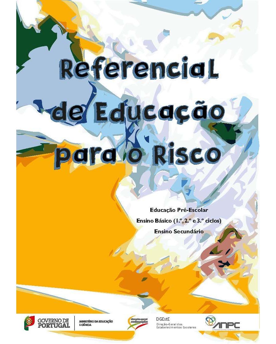 Referencial de Educação para o Risco (2015)