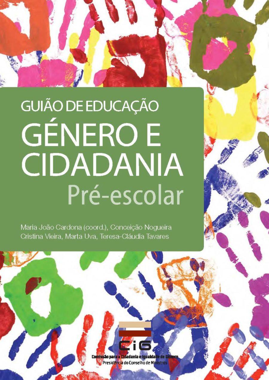 Guião de educação, Género e Cidadania - Pré-Escolar (2015)