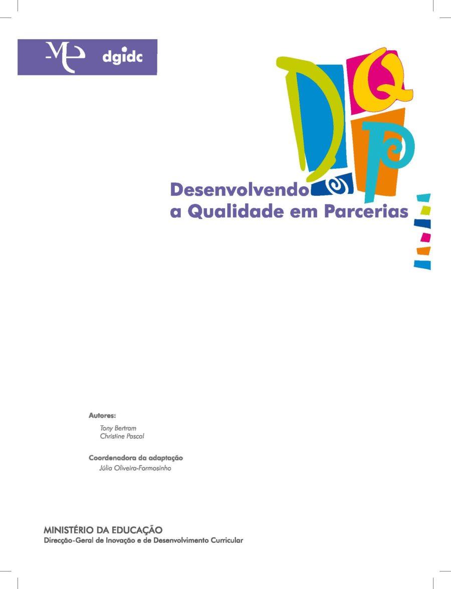 Manual DQP (Desenvolver a Qualidade em Parceria) - Christine Pascal & Tony Bertram (2009)