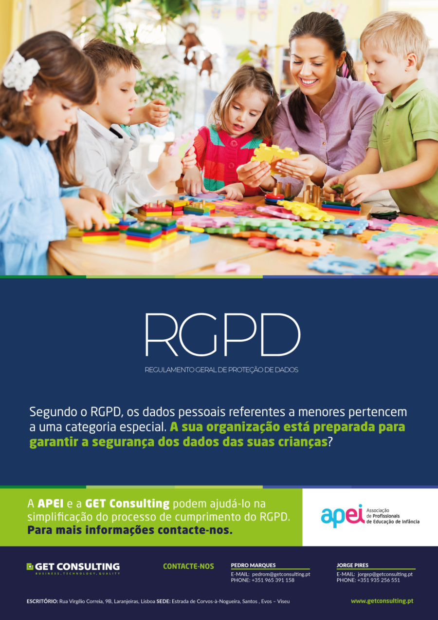 Get Consulting - Apoio no RGPD