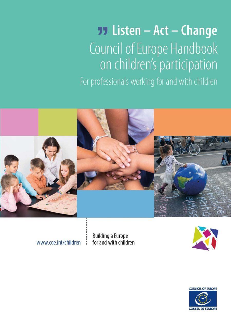 Listen - Act - Change: Handbook on Children