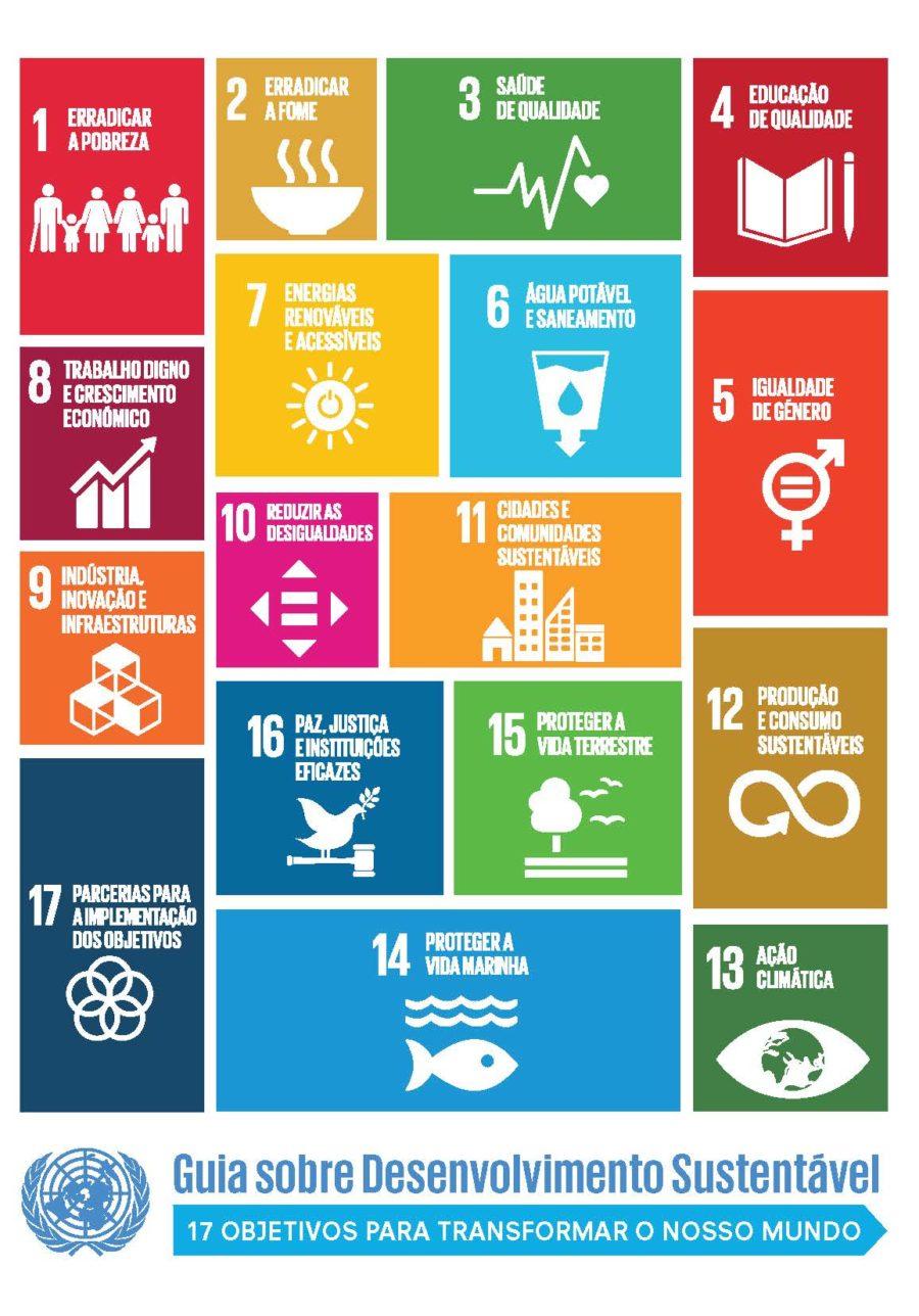 Guia sobre Desenvolvimento Sustentável (ONU, 2018)